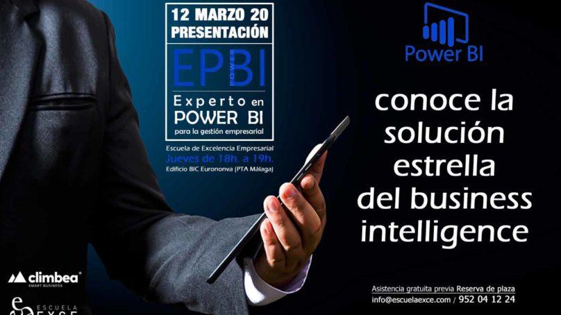 ¿Sabes qué es Power B1? el 12 de marzo tienes una presentación del Experto en Power B1 para la gestión empresarial