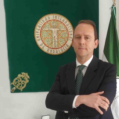 """José Ignacio García: """"Queremos que esta universidad sea mucho más digital"""""""