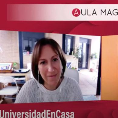 """Carmen Díaz: """"Debemos acudir siempre a colegios profesionales"""""""