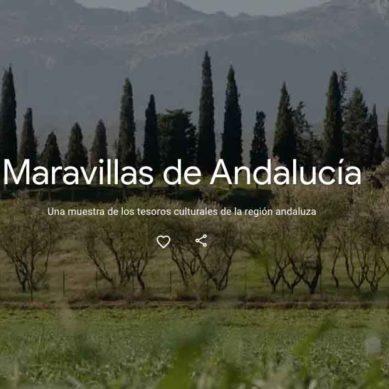 Visitas por Andalucía sin salir de casa