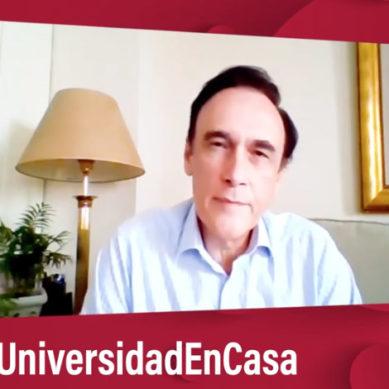 """Gómez Villamandos: """"lo que nos preocupa al sistema universitario es que la educación y la investigación vuelvan a ser las que paguen toda la situación de crisis económica"""""""