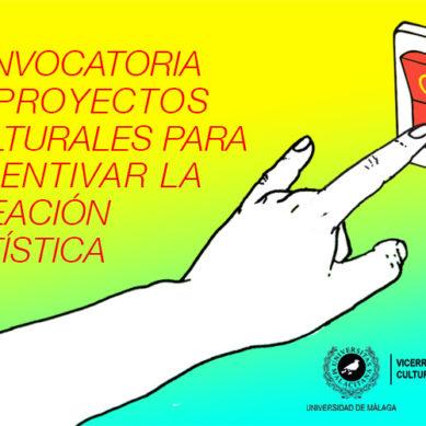 La UMA abre una convocatoria para financiar proyectos culturales