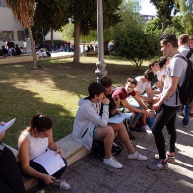 Una sede y cinco subsedes más para celebrar la Selectividad 2020 en Málaga