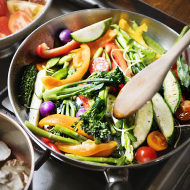 ¿Está cambiando COVID-19 la forma en la que cocinamos y comemos?