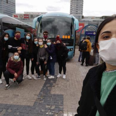 Las Universidades públicas andaluzas coordinan la vuelta de un centenar de estudiantes que se encontraban en Polonia