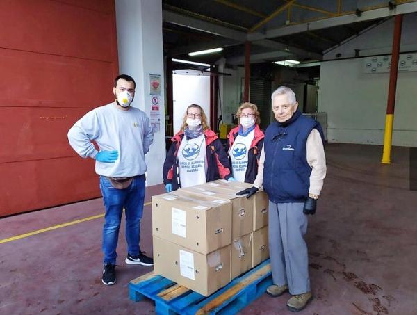 La ETSIAM  celebra la festividad de San Isidro con una donación de 14.200 euros al Banco de Alimentos de Córdoba