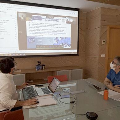 La UCA se reúne con las entidades asociadas al proyecto de la SEA-EU en la provincia