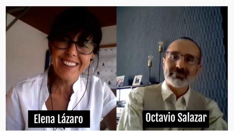 """Octavio Salazar: """"Las democracias no están preparadas para abordar un mundo tan complejo"""""""