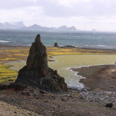Un modelo para la gestión sostenible del turismo en la Antártida
