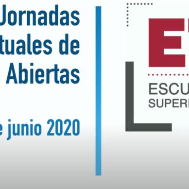 Jornadas virtuales de puertas abiertas en la ETSI UHU
