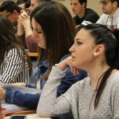 La UJA reanuda las prácticas externas presenciales de su alumnado