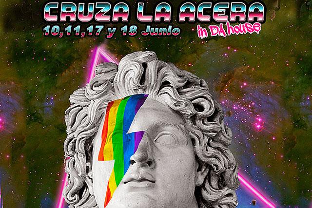 El Contenedor Cultural de la UMA celebra el festival 'Cruza la acera' en formato online