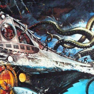 Una receta inspirada en 'Veinte mil leguas de viaje submarino' ganadora del Premio 'Literatura y Gastronomía'