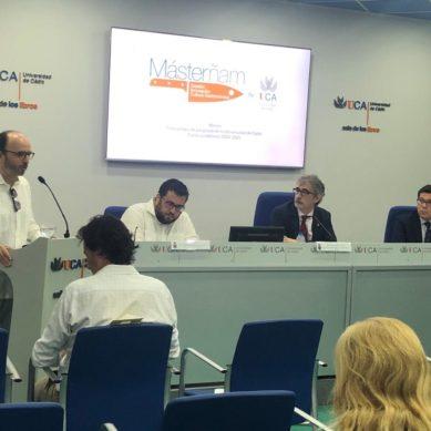 La UCA lanza el I máster de Gestión e Innovación de la Cultura Gastronómica 'Másterñam'