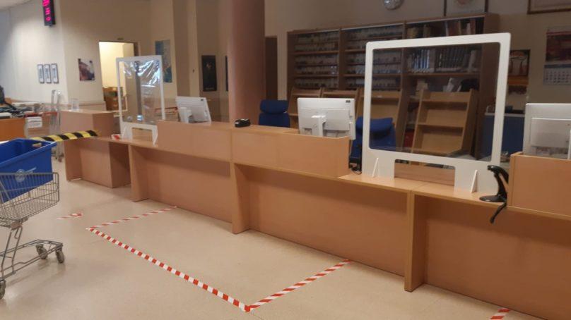 La Biblioteca de la UJA restablece su servicio presencial de préstamos con cita previa