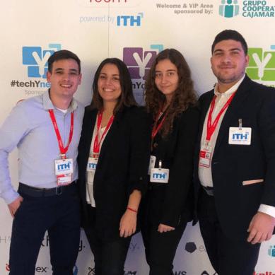 Estudiantes de la Universidad Rey Juan Carlos ganan el Talent Match 2019-2020