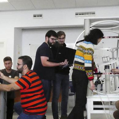 La UCA proyecta sus primeros pasos en el espacio