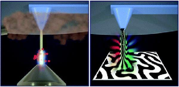 Nuevas sondas para Microscopía de Fuerzas Magnéticas compatibles con biomateriales