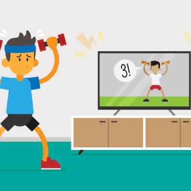 Un estudio muestra como el confinamiento redujo la actividad física entre los hombres mientras que aumentó entre las mujeres