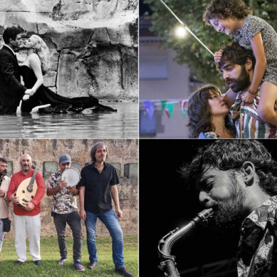 Cine, exposiciones y música llenan la agenda cultural de esta semana en Sevilla