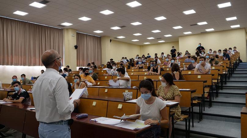La Federación Española de Dislexia expone la necesidad de atender al alumnado con necesidades especiales en la selectividad
