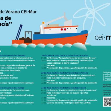 II Curso de Verano CEIMAR 'Costas de Andalucía 2020'