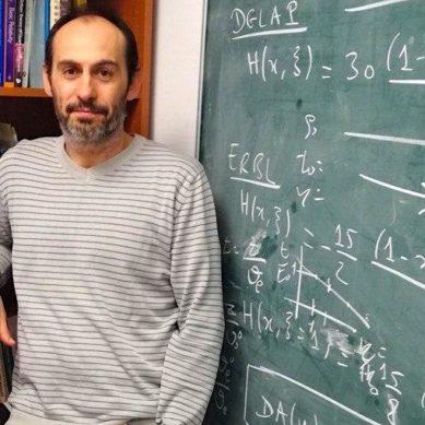 José Rodríguez Quintero, nuevo vicerrector de Investigación y Transferencia en la UHU