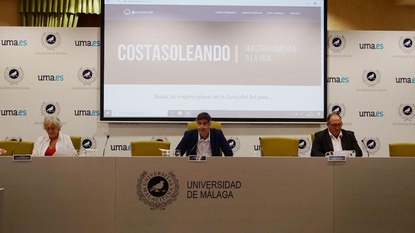 Costasoleando: inteligencia artificial para conocer el estado de las playas de málaga