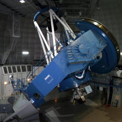 US participa en TARSIS, nuevo espectrógrafo para el Observatorio Calar Alto