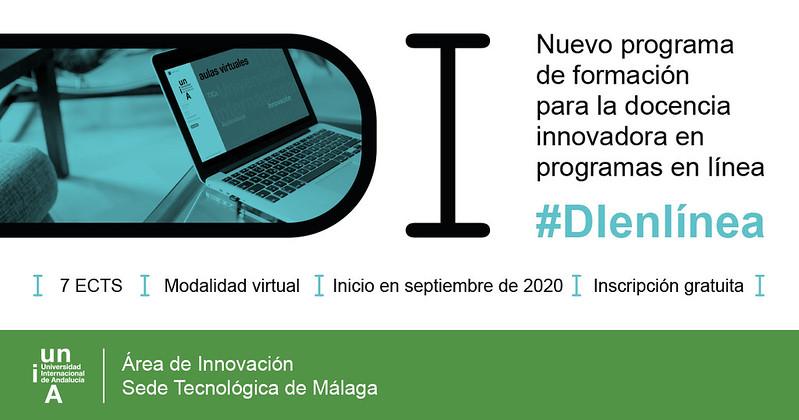 La UNIA lanza un curso gratuito en abierto para potenciar la docencia innovadora y la enseñanza virtual