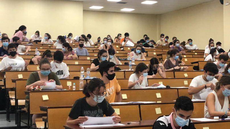 La UMA recuerda que los exámenes de septiembre seguirán la misma planificación que en la anterior convocatoria