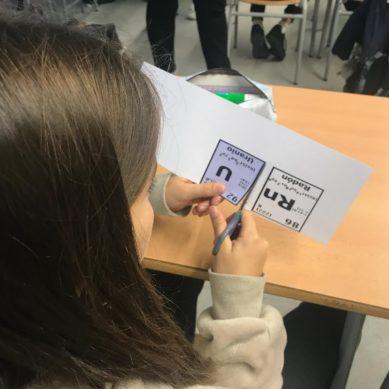 Investigadores de la UAM participan en un proyecto de divulgación sobre la tabla periódica