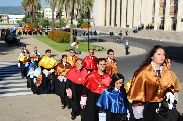 Acto Solemne de Apertura Oficial del Curso 2020/2021 con cambios en su tradición