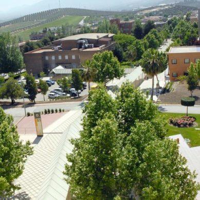 Nuevas infraestructuras en el Campus de la UJA
