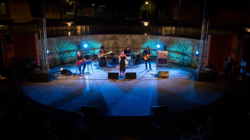 María Guadaña trae su poderosa mezcla musical al Campus de la UJA