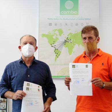 La UPO y ACOAN se unen para fomentar la protección y mantenimiento del alcornocal andaluz