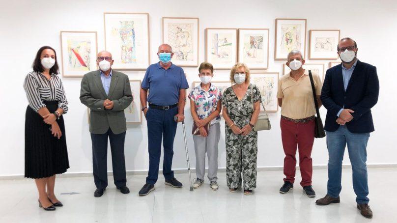 El alumnado del Programa Universitario de Mayores de la UJA dona 8.800 euros a Cáritas