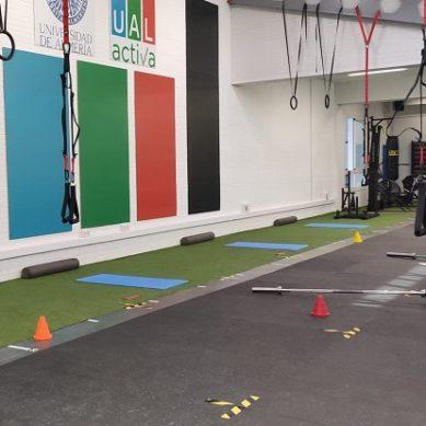 UAL Deportes reactiva dos de sus programas deportivos para una vida saludable