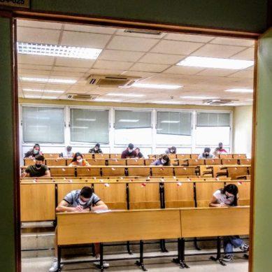 Más del 74% de los candidatos superan la Fase de Acceso a la Universidad en Jaén