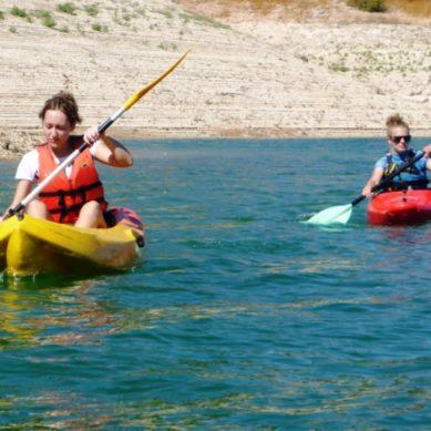 Arranca el programa deportivo de la UJA con actividades en contacto con la naturaleza
