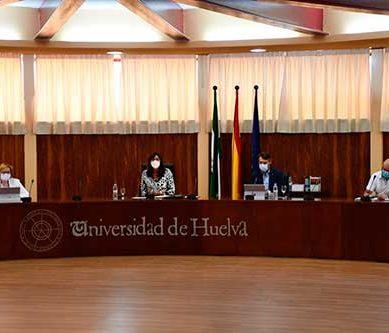 La UHU continúa los preparativos del curso 20/21 analizando su plan de contingencia frente a la COVID19