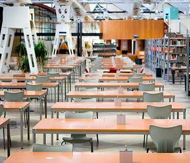 Más de un centenar de personas a las Pruebas de Acceso a la Universidad para mayores en la UPO