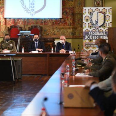 El Consejo Social acoge el alumnado del Centro Universitario de la Defensa