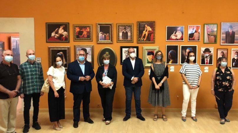 Inaugurada una exposición sobre la creación artística desarrollada durante el confinamiento