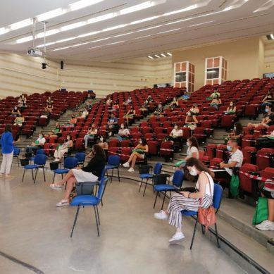 La UCO inicia las clases presenciales del curso 2020/2021