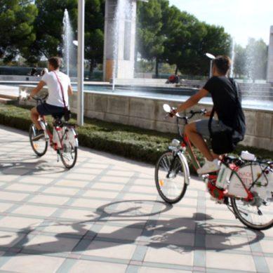 Quince días para impulsar la movilidad sostenible en la UJA