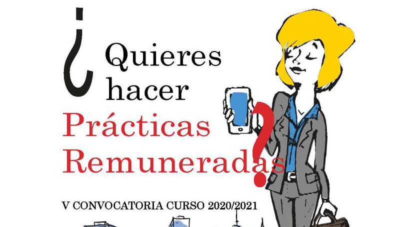Fundación ONCE y Crue Universidades Españolas ofrecen 300 becas de prácticas para universitarios con discapacidad