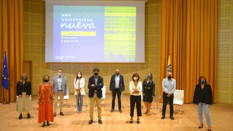 Paco Oliva propone una universidad social y transformadora que impulse la revolución digital y la investigación