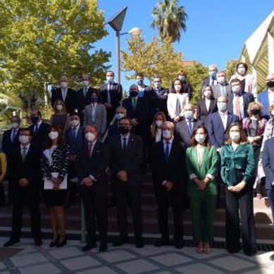 Juan Gómez reivindica un modelo de financiación de universidades que ofrezca soluciones a corto y largo plazo