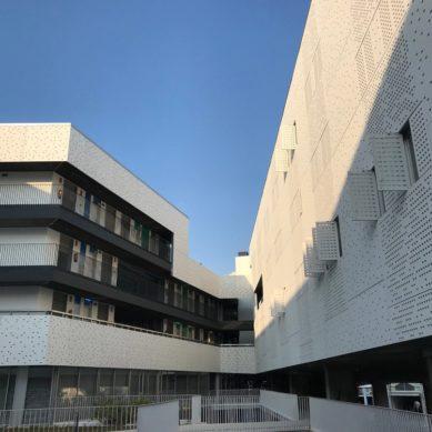Infraestructuras de la UJA obtienen el premio provincial del Colegio de Arquitectos de Jaén